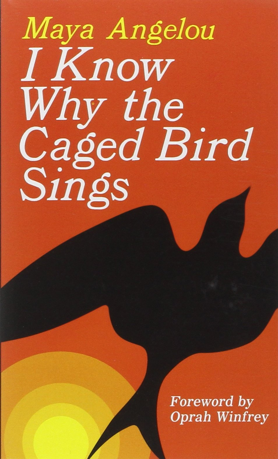 Image result for i know why the caged bird sings book cover