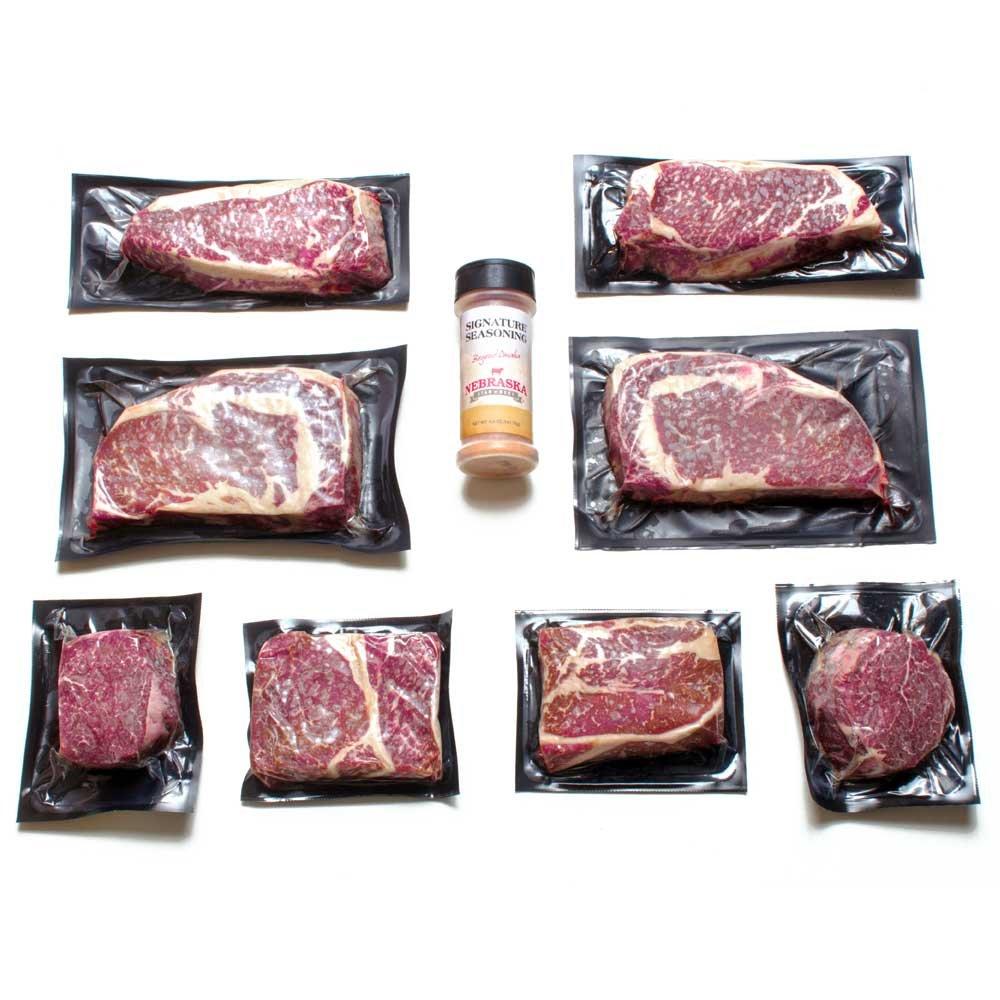 Nebraska Star Beef USDA Prime Pairs