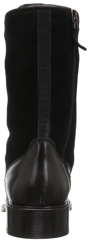 Aquatalia Women's Brynn Calf/Suede Ankle Boot B06XPD83T4 11 M M US|Black/Black