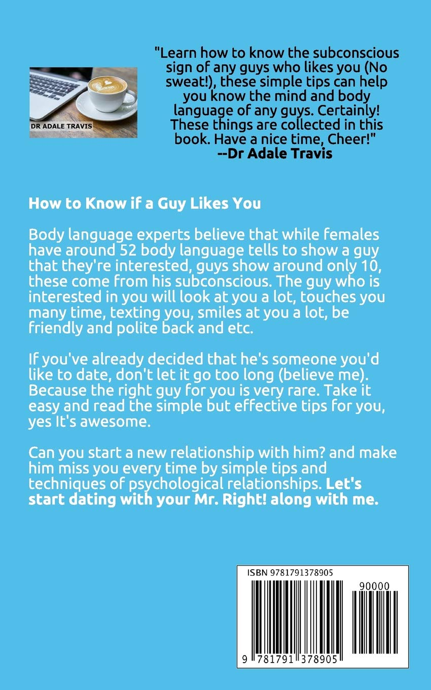 Buy How to Know If a Guy Likes You Book Online at Low Prices