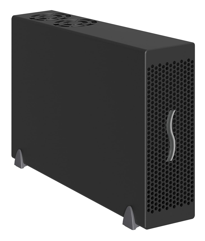 驚きの価格 Sonnet Technologies ECHO-EXP3FD Echo Express III-D Thunderbolt 2-to-PCIe slots Expansion Express Chassis. Chassis. Desktop. Three slots B00FMJKMJ8, ATELIER PLATON プラトン:47d42ee4 --- martinemoeykens.com