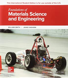 Foundations Of Materials Science And Engineering Smith Pdf