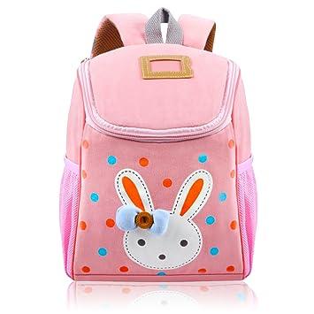 Vox Toddler Backpack for Girls Little Kids