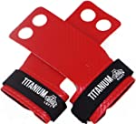 Bear Grips Two Hole Titanium Gymnastics Hand Grip 60% Thinner &