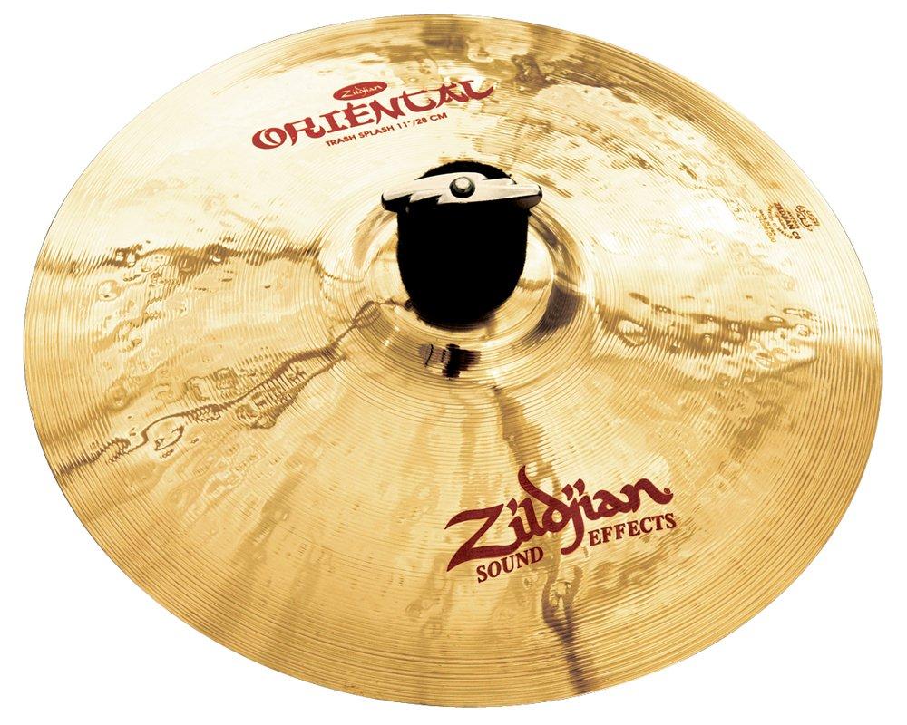 Zildjian 11'' Oriental Trash Splash Cymbal by Avedis Zildjian Company