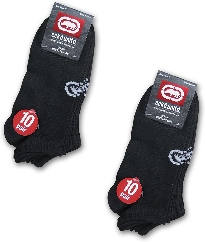Boys 5-Pack Low Cut Socks Ecko Unltd
