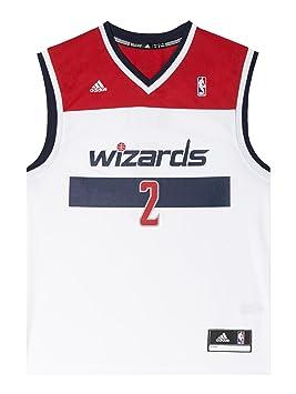 Adidas INT Replica JRSY - Camiseta para Hombre, Color Blanco/Rojo / Azul, Talla XXS: Amazon.es: Deportes y aire libre