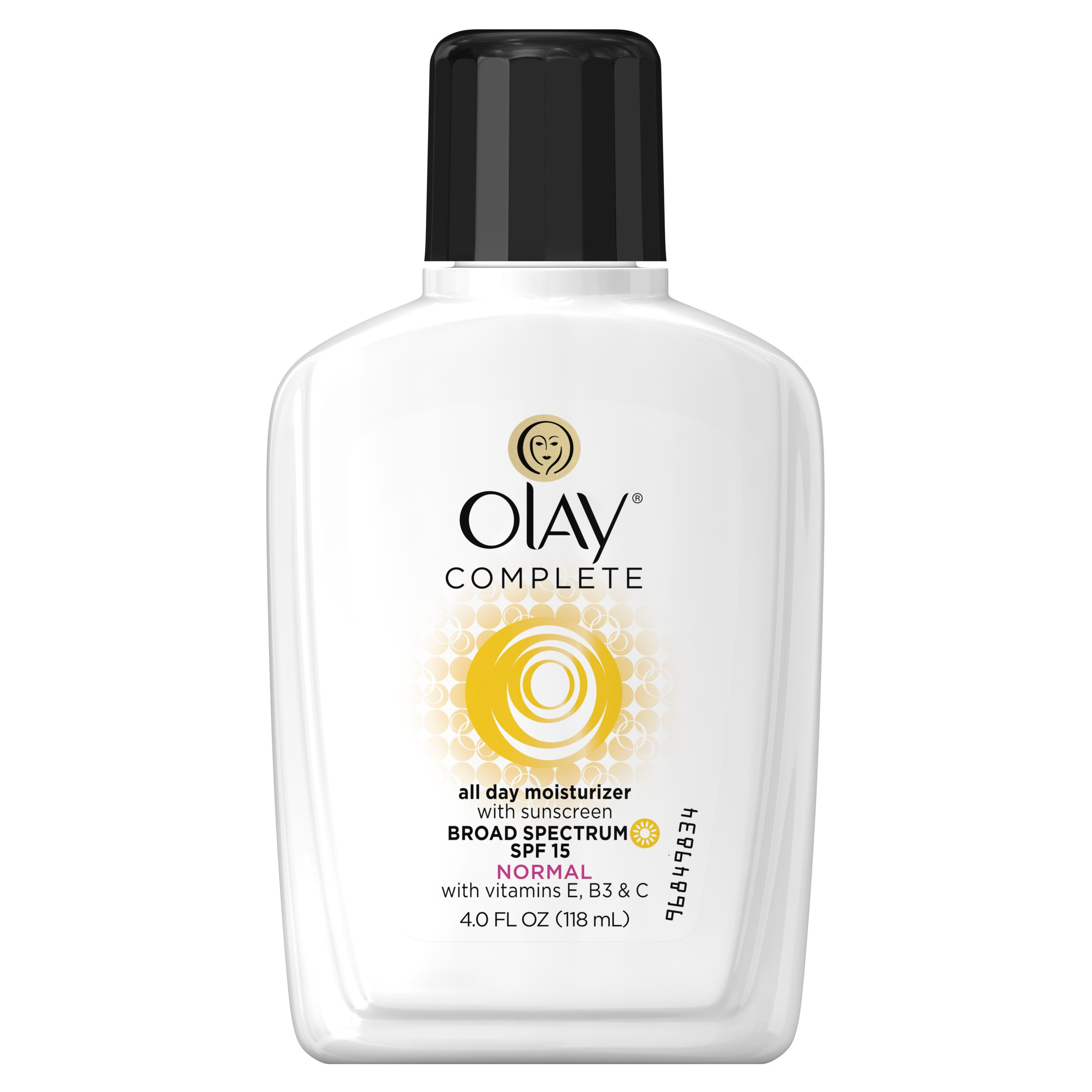 Olay Complete All Day Moisturizer with Broad Spectrum SPF 15 Normal, 4.0 fl oz