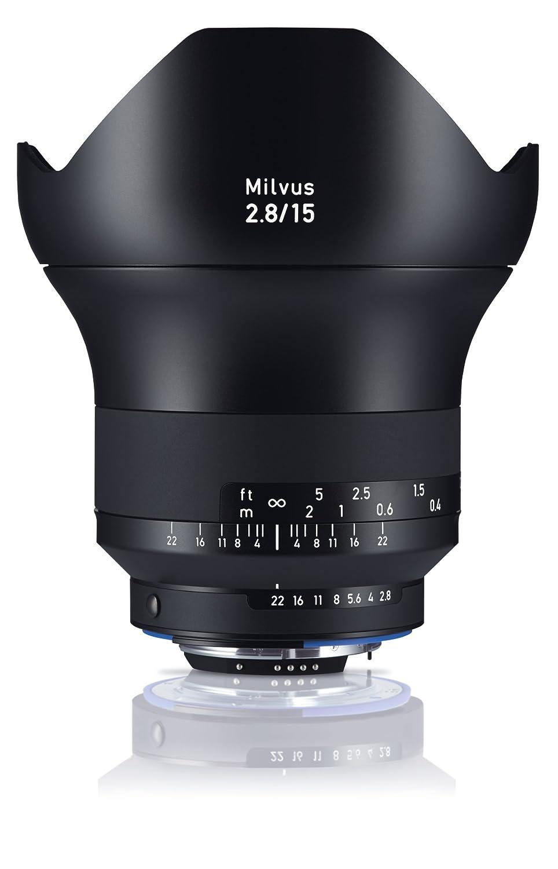 Zeiss Milvus 2.8/15mm (Für Nikon)