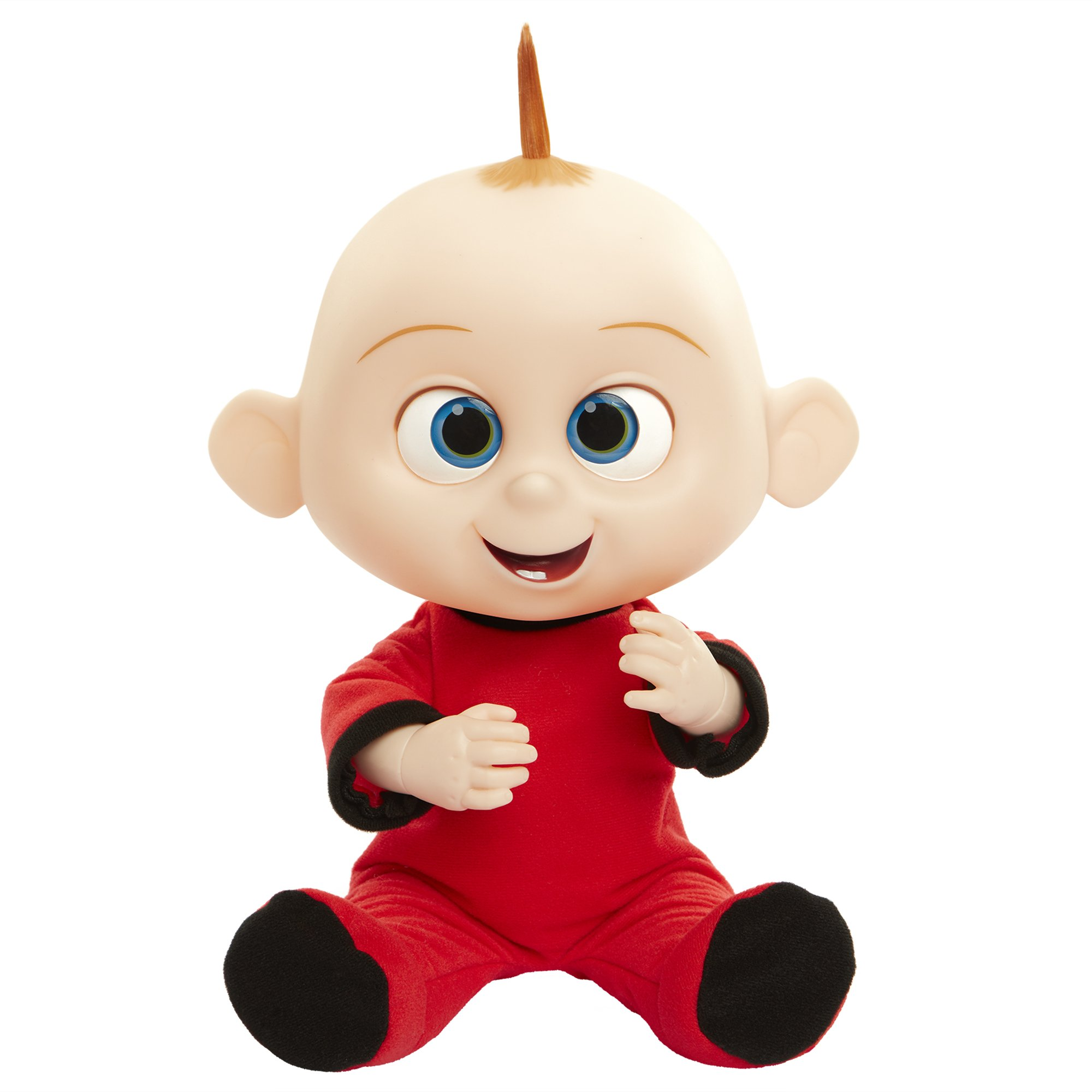 The Incredibles 2 Jack-Jack Plush-Figure Features Lights & Sounds and comes with Raccoon Toy by The Incredibles 2 (Image #2)