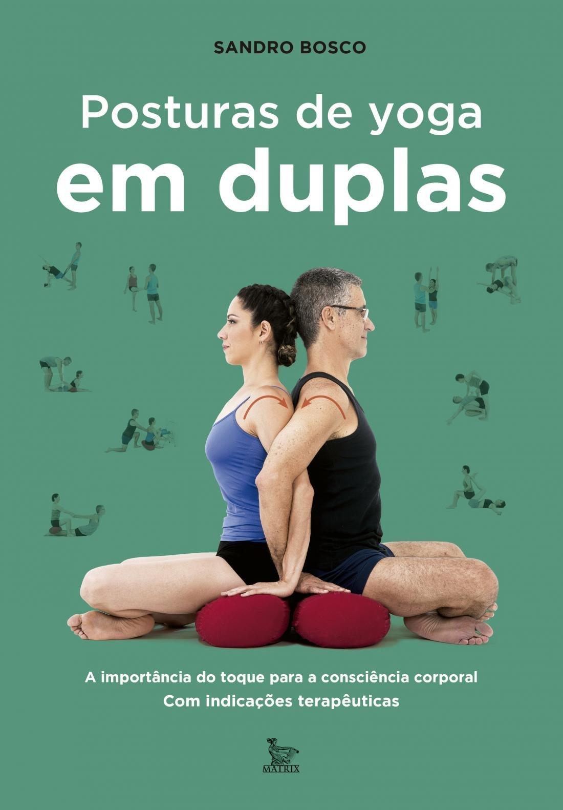 Posturas de Yoga em Duplas (Em Portuguese do Brasil): Amazon ...