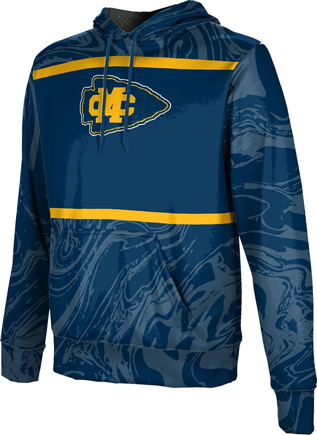 ProSphere Mississippi College University Boys Pullover Hoodie Ripple