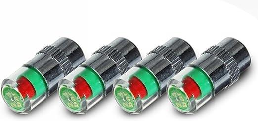 Auto Reifendruck Sensor Sensor Für Ventilschäfte Anzeige Alarm Monitor Caps Einheitsgröße Küche Haushalt