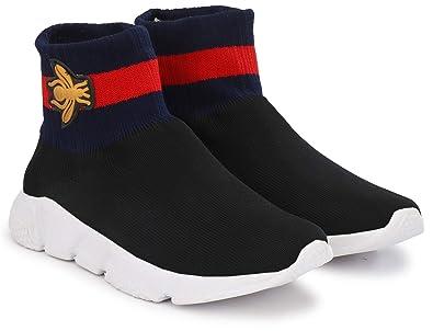 Afrojack Men'S Balenciaga Speed Training Shoes & Sneakers Knit Sock Technology Balenciaga Shoes Buy Online