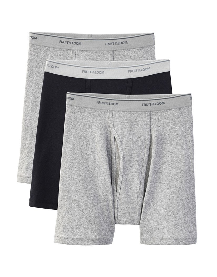 Fruit of the Loom 3-Pack Boxer Briefs