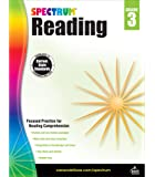 Spectrum | Reading Workbook | 3rd Grade, 174pgs