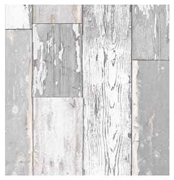 I Sthome Klebefolie Scrapwood Grau 67 5x200 Cm Mobelfolie Altes