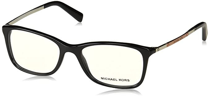 fc4eab724ac4 Eyeglasses Michael Kors MK 4016 3298 BLACK at Amazon Men's Clothing ...