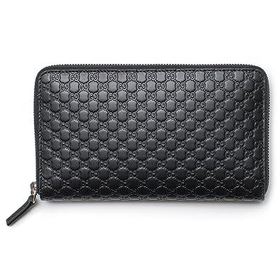 f78330780f1 Gucci Black Soho Mini Zip Coin purse Gunmetal Chain Leather Italy Bag New   Amazon.co.uk  Shoes   Bags