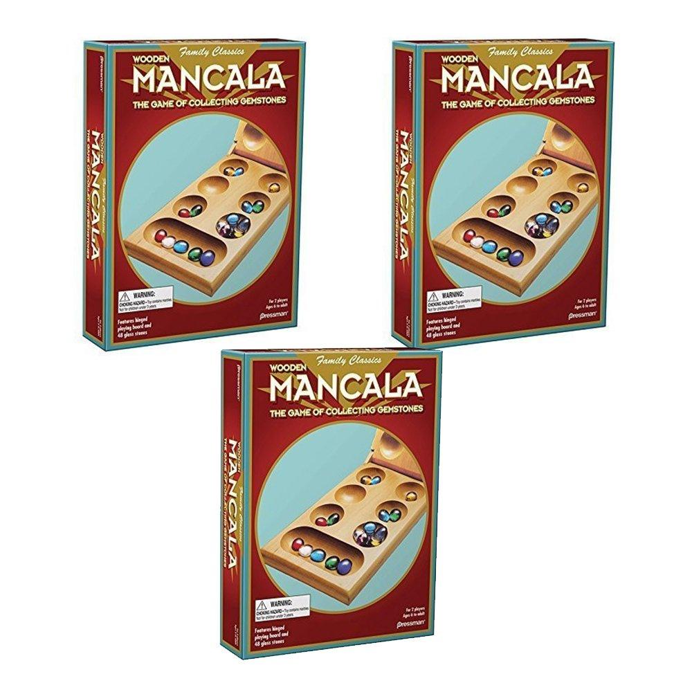 Pressman 4426-06 Folding Mancala Game