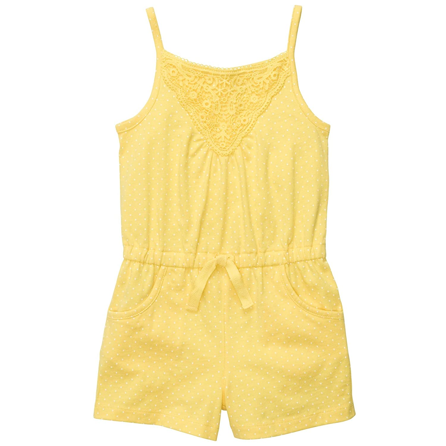 Strappy Romper 3M-24M Carters Sweet Sunshine Collection