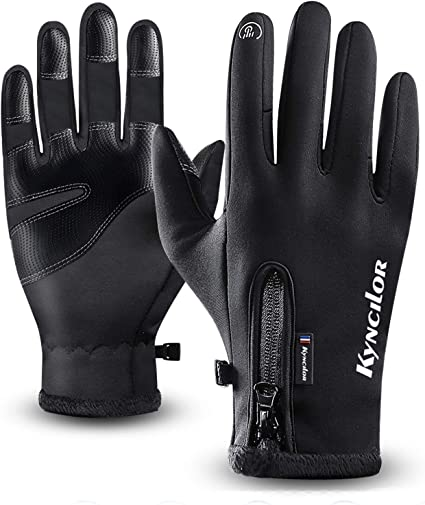 Full Finger Gloves Motorcycle Bicycle Cycling Glove Screen Touch Wind//Waterproof