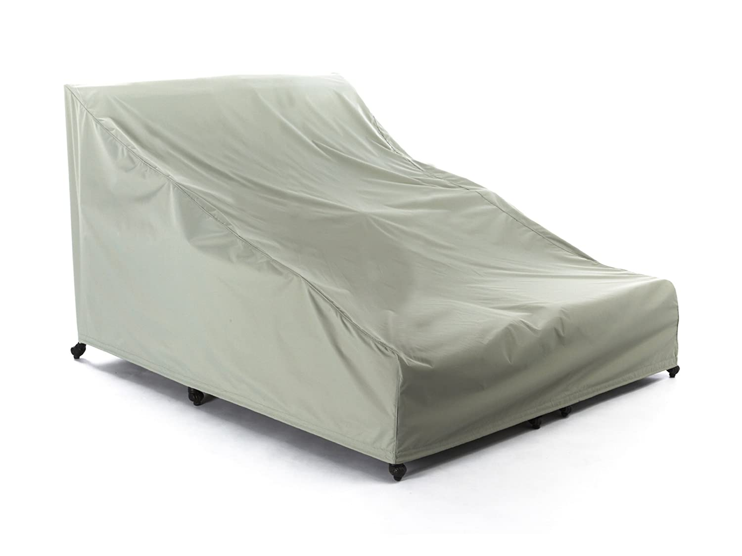 Double Chaise Lounge Covers 80 X 60 X 34 Sage Green Amazon Ca