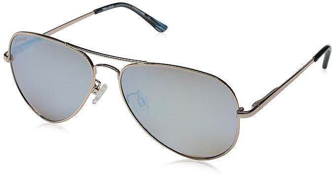 4fd4aa6fea Amazon.com  Pepper s Maverick Aviator Sunglasses