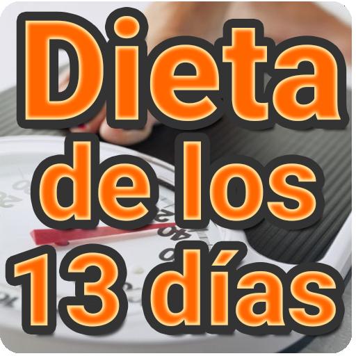 Dieta de los 13 dias resultados