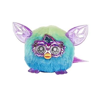 Furby Furblings Creature Plush, Green/Blue: Toys & Games