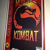 Poster Retrogame 42x30 cm Formato Mortal Kombat Cover