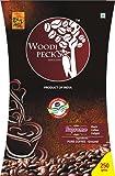 Woodi Pecks Black Coffee Powder Delight 250 Grams