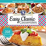 Easy Classic Casseroles (Keep It Simple)