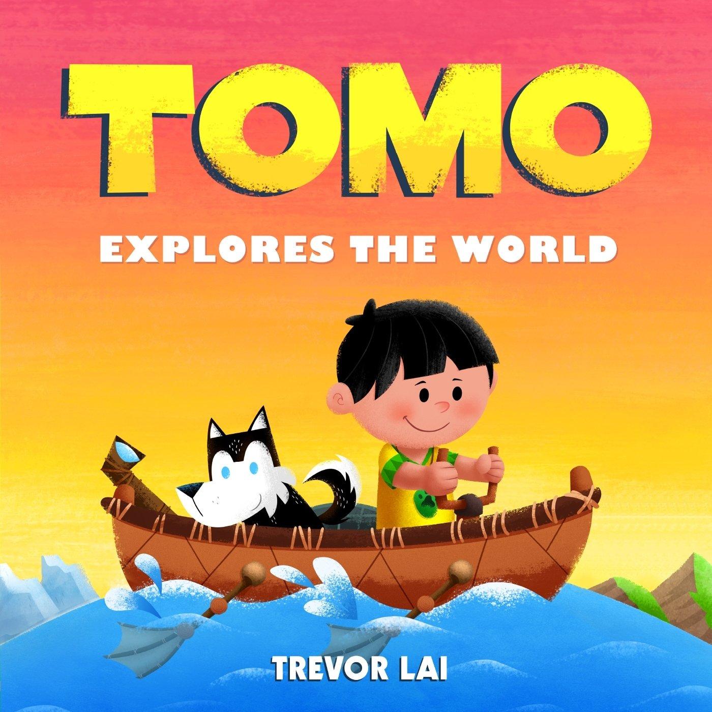 Tomo explores the world tomos adventure journal trevor lai tomo explores the world tomos adventure journal trevor lai 9781250085450 amazon books fandeluxe Choice Image