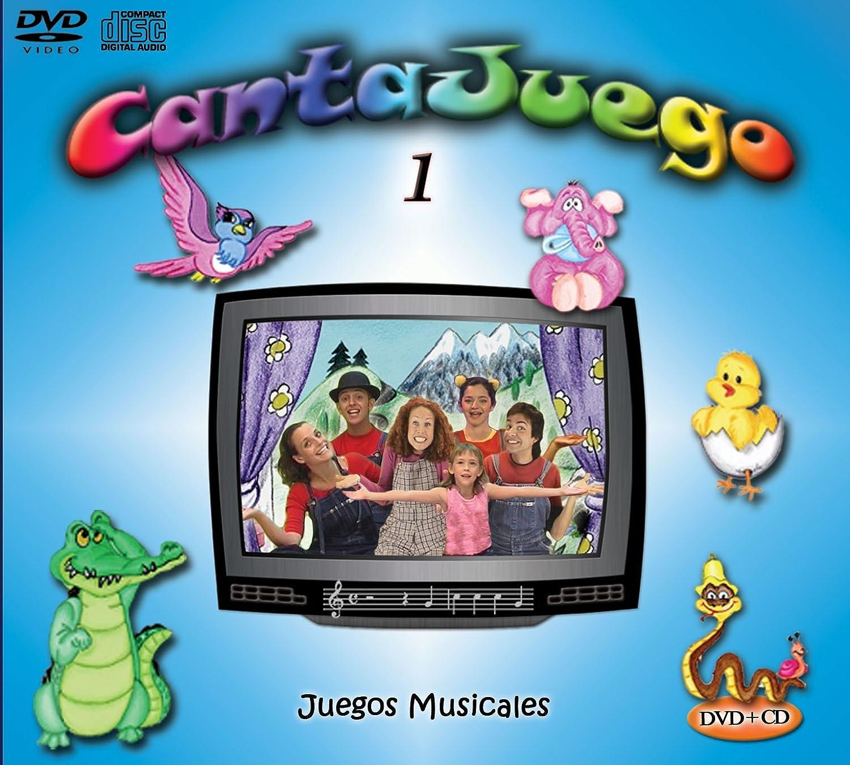 Cantajuego: Amazon.es: Grupo Encanto, Grupo Encanto, Grupo