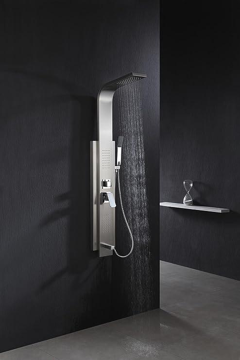 Tw grifo de la ducha cabezal de ducha de baño ducha mampara de ...