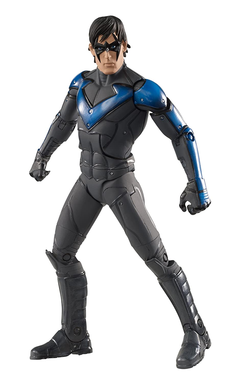DC UNIVERSE BATMAN ARKHAM CITY LEGACY EDITION NIGHTWING ACTION FIGURE