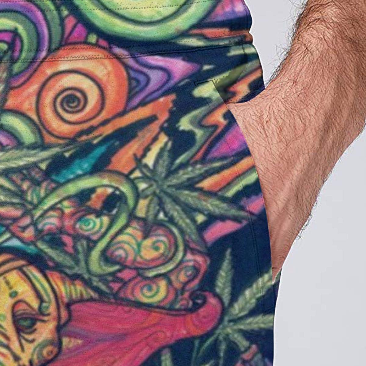 Yaitty Marijuana - Pantalones de chándal para Hombre, diseño de ...
