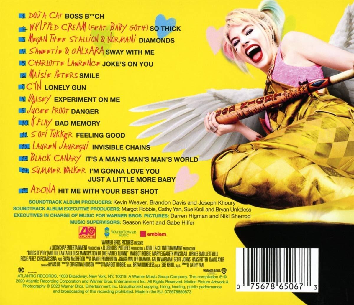 Birds Of Prey The Album Birds Of Prey The Album Amazon Com Music