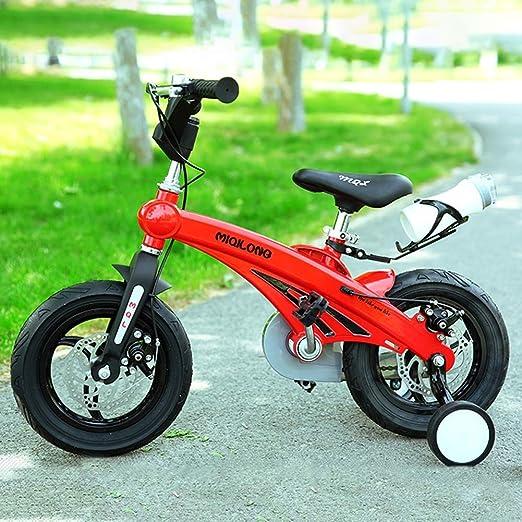FJ-MC Bicicleta para niños, Marco de aleación de magnesio Chicas ...