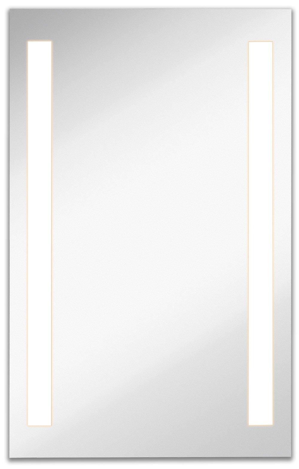 Cheap Illuminated Bathroom Mirrors: Wall Decorating Mirrors: Amazon.com