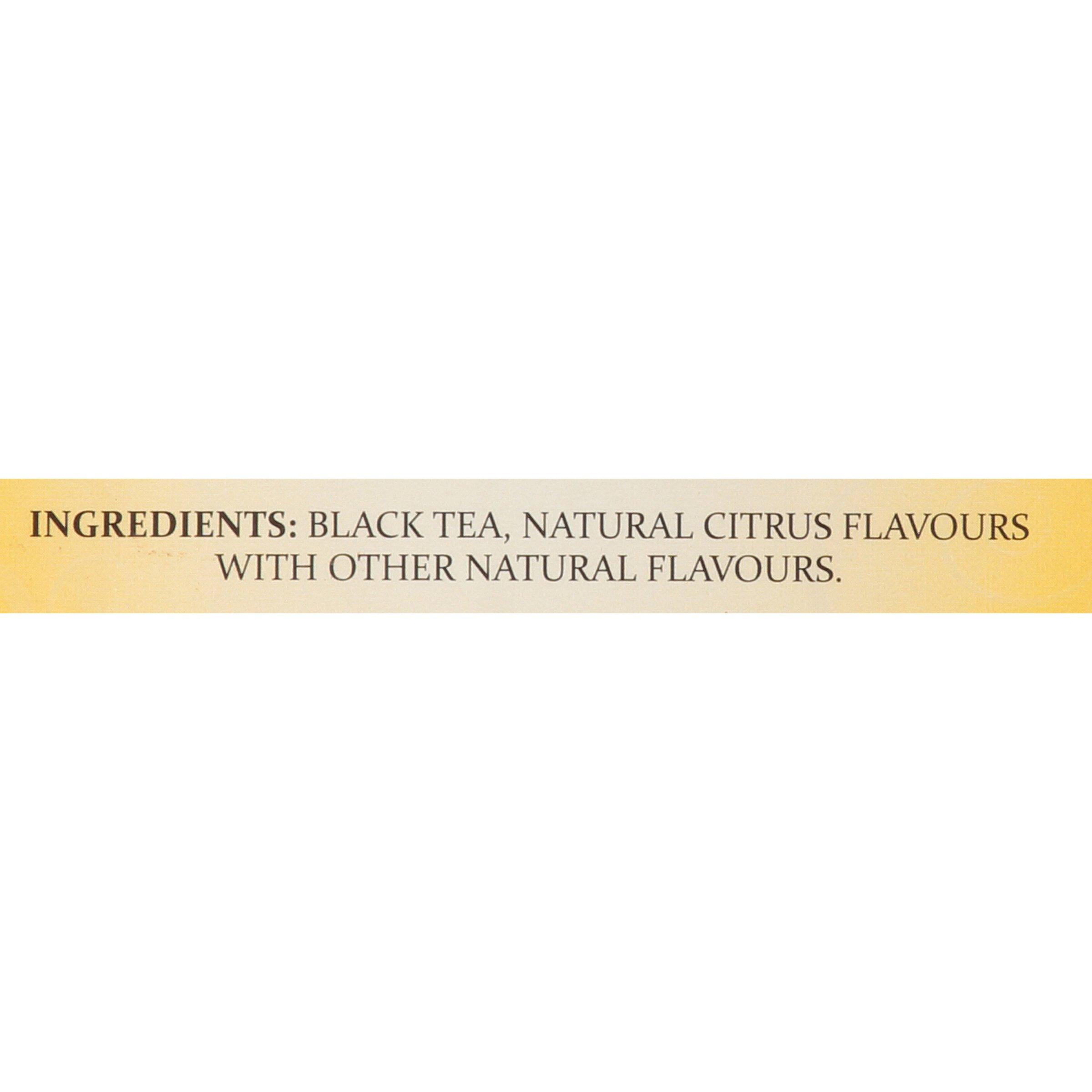 Twinings of London Earl Grey Black Tea Bags, 50 Count (Pack of 6)