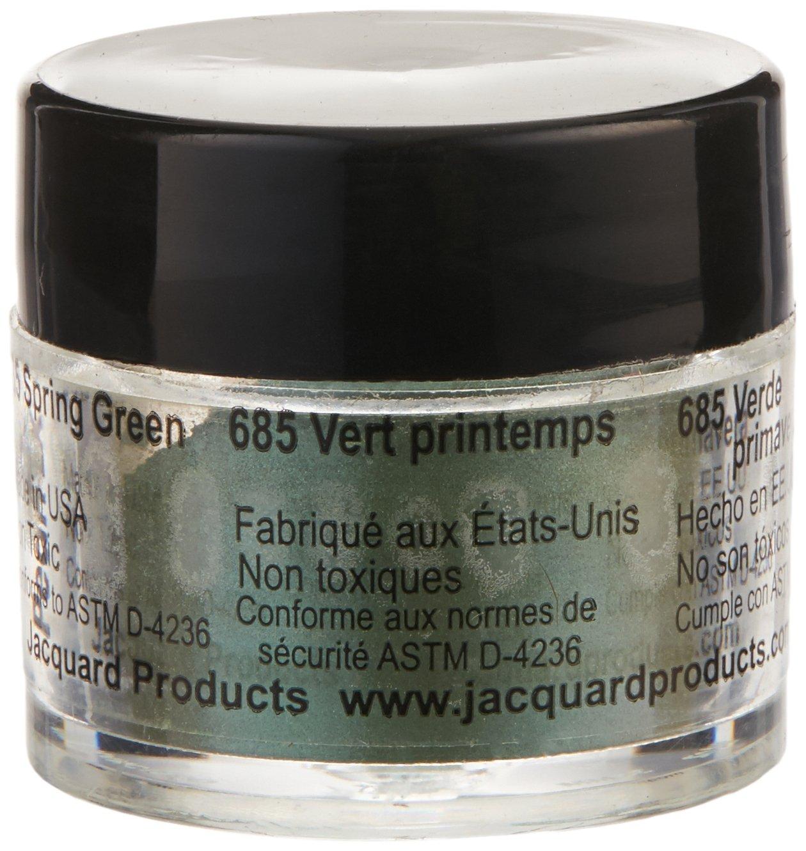 Pigmento Jacquard Pearl Ex 3gr. Verde Primavera