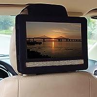 DVD Player Headrest Mount for Swivel & Flip Style Portable DVD Player (10.5 inch)