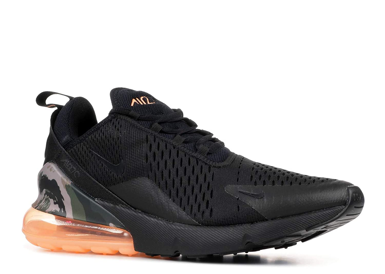 huge selection of de635 1bf96 Nike AIR MAX 270 'CAMO Sunset' - AQ6239-001 - Size 9.5 ...