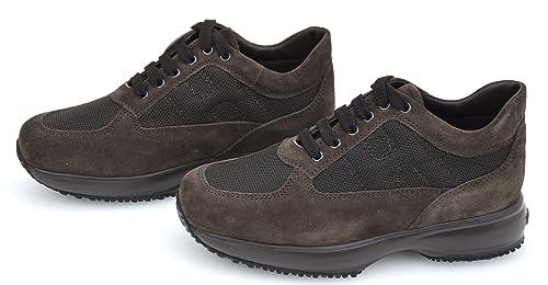 Hogan Junior Interactive Bambino Scarpa Sneaker Casual Art.  HXC00N0001E2Y34631  Amazon.it  Scarpe e borse 6f51468231e