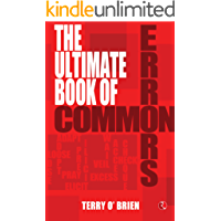 The Ultimate Book of Common Errors