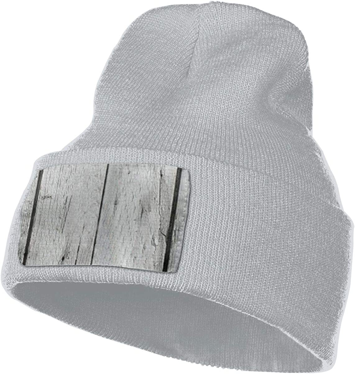 Wood Plank Background Thick Beanie Hat Ydbve81-G Unisex 100/% Acrylic Knit Hat Cap