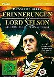 Erinnerungen an Lord Nelson / Der komplette Dreiteiler über den britischen Nationalhelden (Pidax Historien-Klassiker) [2 DVDs]