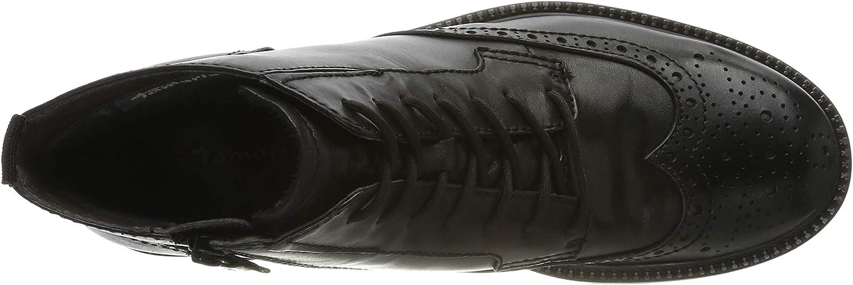 Tamaris 1-1-25106-23, Botines Femme Noir Black 1